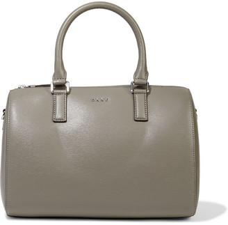 DKNY Bryant Medium Textured-leather Tote