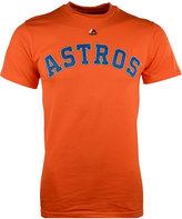 Majestic Men's Short-Sleeve Houston Astros T-Shirt