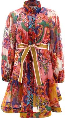 Zimmermann The Lovestruck Mini Dress