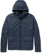 Bottega Veneta - Slim-fit Padded Shell Hooded Jacket