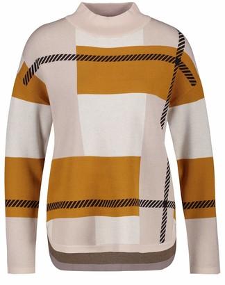 Gerry Weber Women's Pullover 1/1 Arm_471030 Sweater