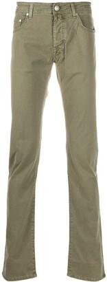 Jacob Cohen Straight-Leg Jeans