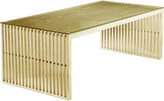 Pangea Gold Lux Coffee Table