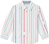 Paul Smith Multi Stripe Tape Shirt