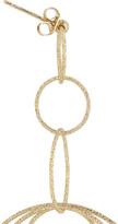 Carolina Bucci 18-karat gold drop earrings