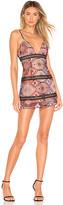 NBD X By X by Hailey Mini Dress