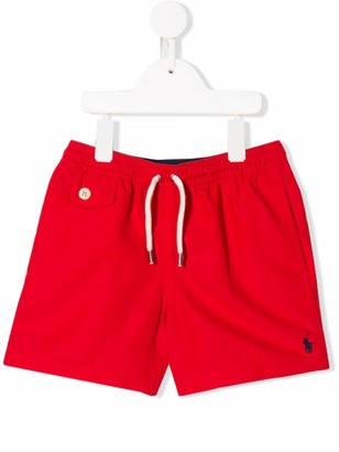 Ralph Lauren Kids Traveller swim shorts