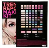 Victoria's Secret Trend Report Makeup Kit :84 Makeup Must -haves for infinite possibilities , plus 4 tutorials for the season's hottest looks by