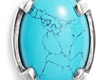 Degs & Sal Turquoise Pendant Necklace