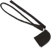 Rick Owens Plaited leather shoulder bag