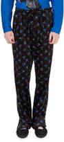 Kenzo La Collection Memento N°;1 May Flower Pajama Pants
