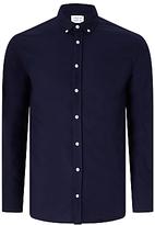Libertine-libertine Hunter Long Sleeve Oxford Shirt