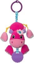 Infantino Shake & Pull Jittery Pal, Plush Toys