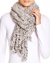 UGG Grand Meadow Novelty Cable Fringe Scarf