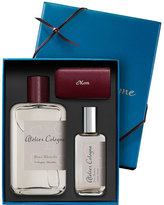Atelier Cologne Bois Blonds Cologne Absolue, 200 mL with Personalized Travel Spray, 30 mL