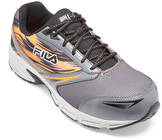 Fila Memory Meiera 2 Composite Toe Slip-Resistant Work Mens Running Shoes