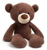 """Gund Jumbo 24"""" Fuzzy Chocolate Bear"""