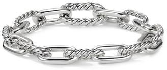 David Yurman Madison Sterling Silver Medium Chain Bracelet