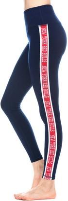 Women's ZooZatz Navy New York Red Bulls Achievement Leggings