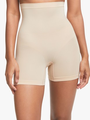 John Lewis & Partners Seamfree High Waist Shorts