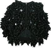 Comme des Garcons 'Pierced' jacket - women - Polyester - S
