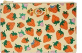 Gucci Zumi Strawberry print pouch