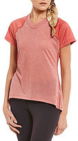 The North Face Short Sleeve Reactor V-neck