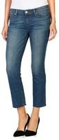 Paige Women's Riley Slim Crop Flare Jeans