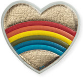 Anya Hindmarch Rainbow Heart Sticker for Handbag
