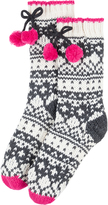Accessorize Monochrome Slipper Socks