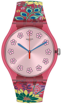Swatch Dhabiscus Watch