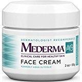 Aqua Glycolic Mederma AG Face Cream 2 oz