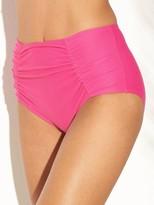 Very Mix & Match High Waist Bikini Brief- Hot Pink