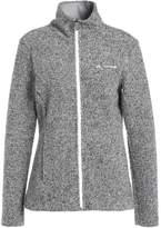 Vaude MELBUR Fleece grey melange
