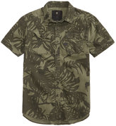G Star Men's Palm-Print Shirt