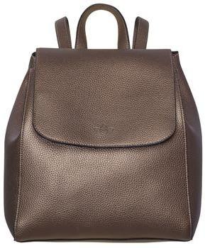 Karma Purse Backpack, Bronze