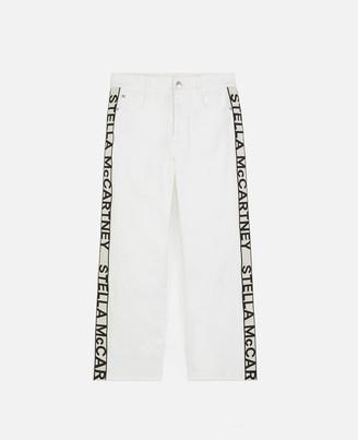Stella McCartney The Cropped Jeans, Women's
