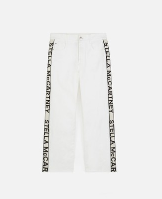 Stella McCartney the cropped jeans