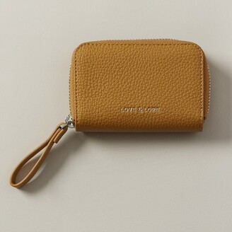 Love & Lore Love And Lore Keychain Cardholder Goldenrod