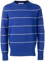 YMC striped sweater