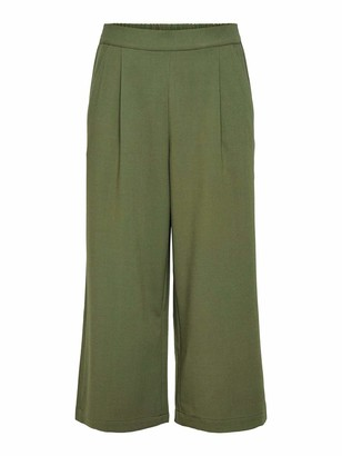 Only Women's Onlcaisa Culotte Pants WVN Noos