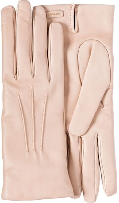Prada Leather Gloves