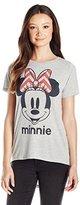 Disney Women's Minnie Mouse T-Shirt