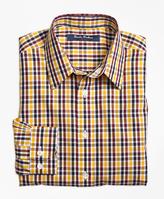 Brooks Brothers Non-Iron Multi Check Sport Shirt