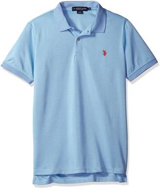 U.S. Polo Assn. Men's Stretch Performance Shirt