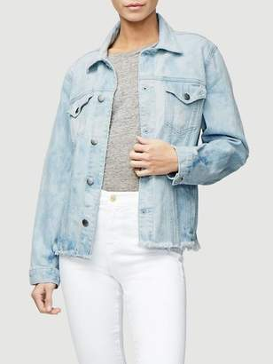Frame Raw Hem Jacket