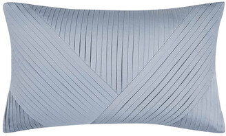 Charisma Cellini Pleated Bolster Pillow