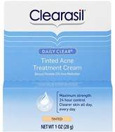 Clearasil Daily Clear Acne Treatment Cream, 1 oz.