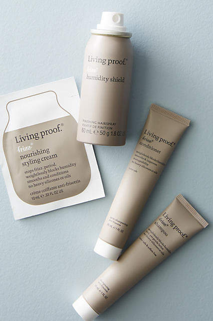 Living Proof Frizz-Free & Smooth Discovery Kit