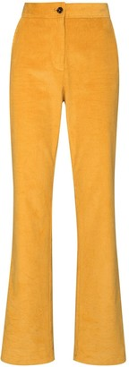 See by Chloe Corduroy Bootcut Trousers